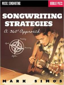 Mark039s first book Songwriting Strategies